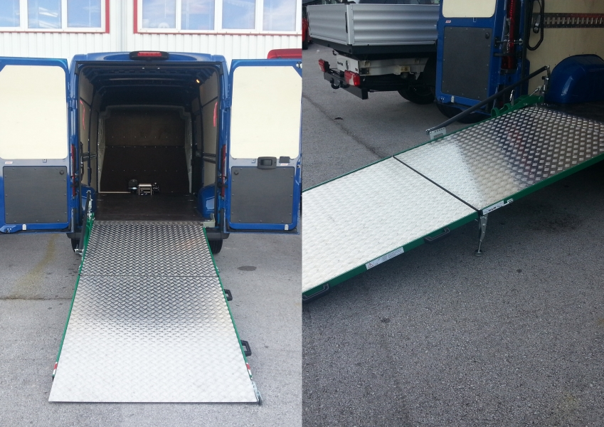 Ford Transit 250 >> Sonderfahrzeuge & Sonderfahrzeugbau von Rammer Fahrzeugbau ...